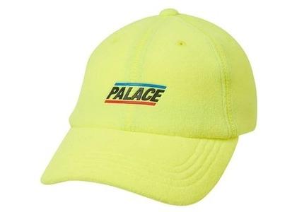 Palace FLEECEY 6-Panel Yellow  (FW19)の写真