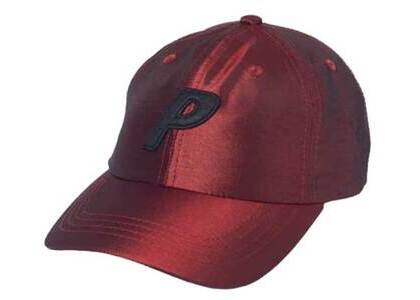 Palace P-Cruise Shell 6-Panel Red  (FW19)の写真