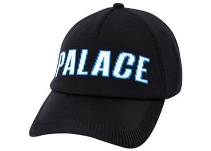 Palace Pal Knit 6-Panel Black  (FW19)の写真
