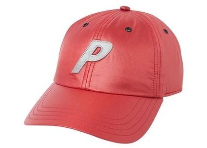 Palace Pertex 6-Panel Red  (FW19)の写真