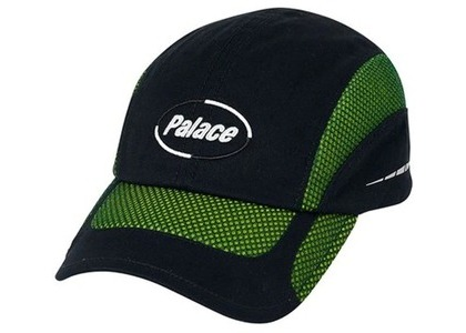 Palace Run Out Hat Black  (FW19)の写真