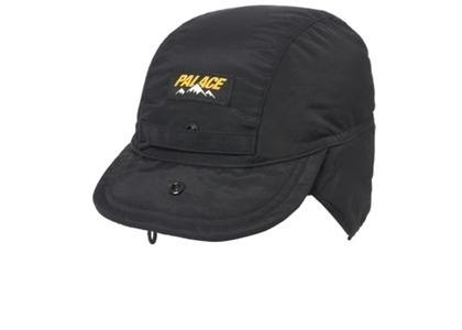 Palace Skurpt Shell Hat Black  (FW19)の写真