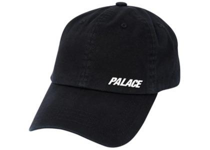 Palace Strap 6-Panel Black  (FW19)の写真