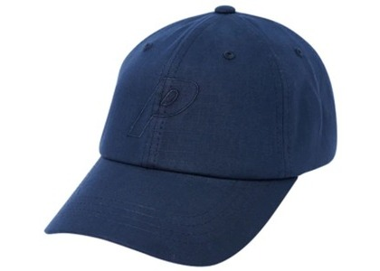 Palace Stretch Your P 6-Panel Navy  (FW19)の写真