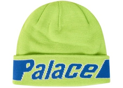 Palace Tonker Beanie Lime  (FW19)の写真