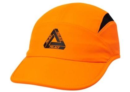 Palace Tri Cool Shell Running Hat Neon Orange  (FW19)の写真