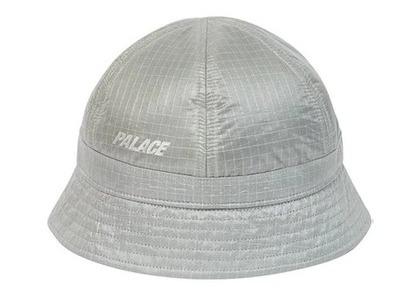 Palace Pertex Loft Bucket Hat Grey  (FW19)の写真