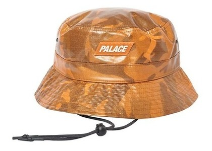 Palace Stealth Bucket Orange Camo  (FW19)の写真