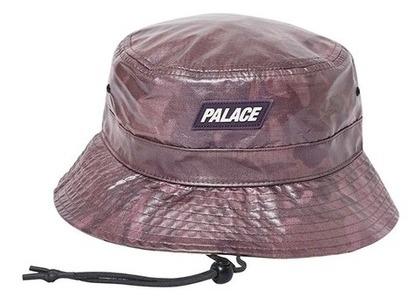 Palace Stealth Bucket Purple Camo  (FW19)の写真