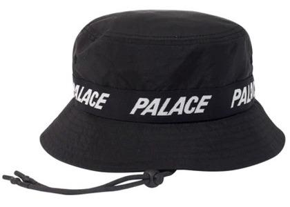 Palace Storm Shell Bucket Black  (FW19)の写真