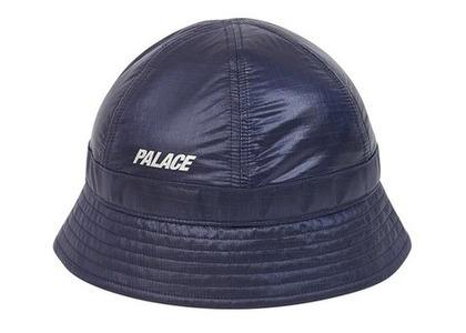 Palace Pertex Loft Bucket Hat Navy  (FW19)の写真