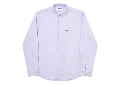 Palace Blender Shirt Lilac  (FW19)の写真