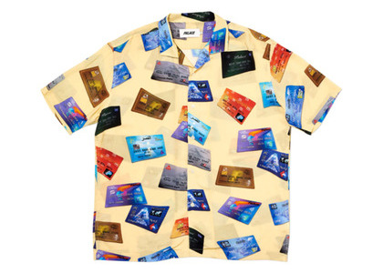 Palace Contactless Shirt Yellow  (FW19)の写真