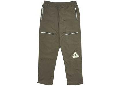 Palace G-Low Shell Bottoms Olive  (FW19)の写真