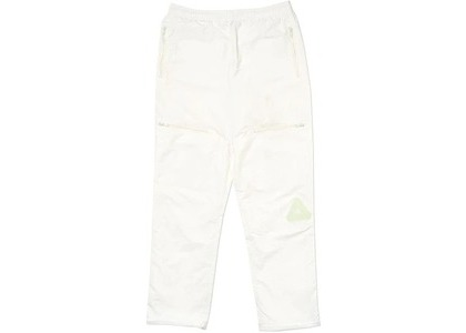 Palace G-Low Shell Bottoms White  (FW19)の写真