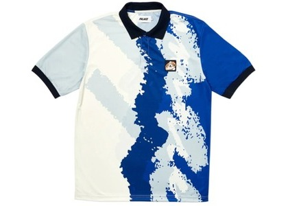 Palace My Size Polo Blue  (FW19)の写真