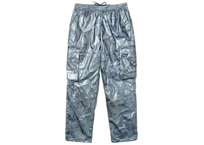 Palace P-Stealth Shell Cargos Blue Camo  (FW19)の写真
