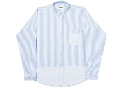 Palace Ripe Shirt Blue/White  (FW19)の写真
