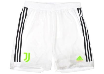 Palace Adidas Palace Juventus Authentic Fourth short White  (FW19)の写真