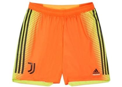 Palace Adidas Palace Juventus Fourth Goalkeeper short Orange/Slime/Black  (FW19)の写真