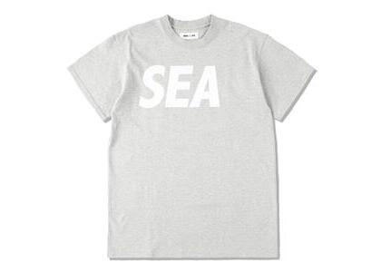 WIND AND SEA Sea S/S T-Shirt H.Gray Whiteの写真
