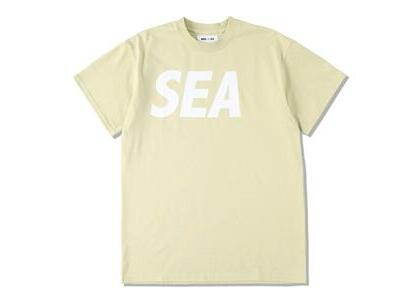 WIND AND SEA Sea S/S T-Shirt Parchment Whiteの写真