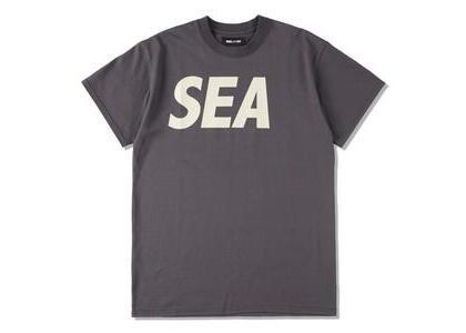 WIND AND SEA Sea S/S T-Shirt Charcoal Beigeの写真