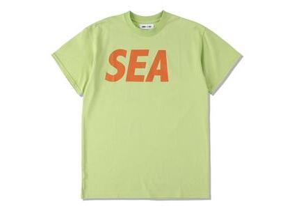 WIND AND SEA Sea S/S T-Shirt C.Green Orangeの写真