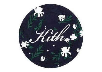 Kith Summer Floral Script Rug Nocturnalの写真