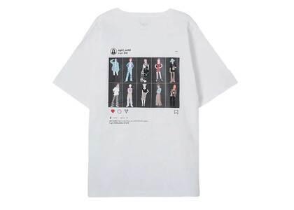 X-girl × Asami Iguchi SNS S/S Tee Whiteの写真
