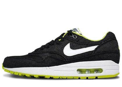 Nike Air Max 1 Black Denim Cyberの写真