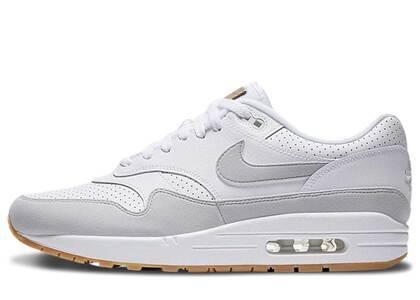 Nike Air Max 1 White Platinum Gumの写真