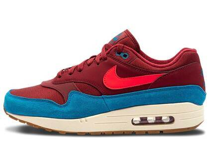 Nike Air Max 1 Team Red Green Abyssの写真