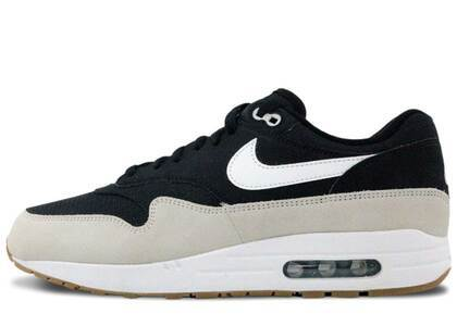 Nike Air Max 1 Black Light Bone Whiteの写真