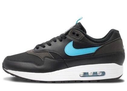 Nike Air Max 1 Tongue Tab Black Blue Furyの写真