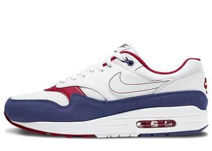 Nike Air Max 1 White Red Blueの写真