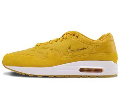 Nike Air Max 1 Jewel Mineral Yellow Womensの写真