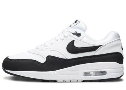 Nike Air Max 1 White Black Womensの写真