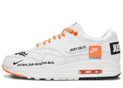 Nike Air Max 1 Just Do It White Womensの写真