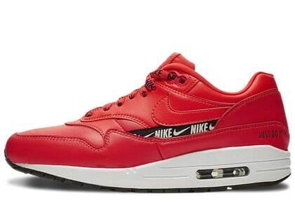 Nike Air Max 1 Overbranding Bright Crimson Womensの写真