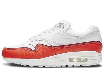 Nike Air Max 1 Liner White Red Womensの写真