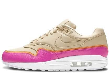Nike Air Max 1 Liner Tan Womensの写真