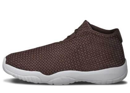 Nike Air Jordan Future Baroque Brown Whiteの写真
