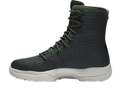 Nike Air Jordan Future Boot Grove Green Vert Clairereの写真