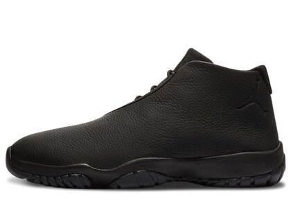 Nike Air Jordan Future Triple Black Leatherの写真