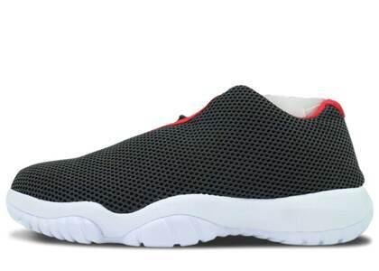 Nike Air Jordan Future Low Black Red Whiteの写真