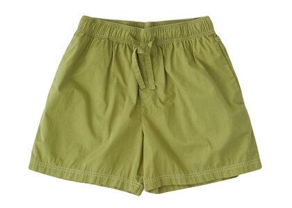 Stussy Tekla Poplin Pyjama Shorts Cactus (SS21)の写真