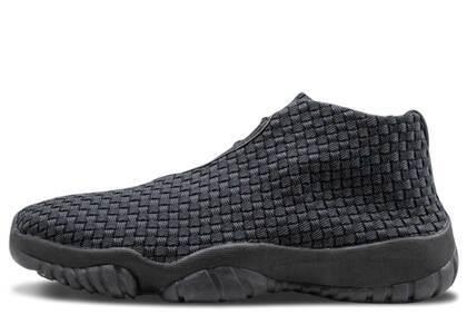 Nike Air Jordan Future Triple Blackの写真