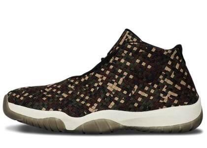 Nike Air Jordan Future Dark Army Camoの写真