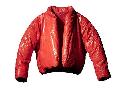 Yeezy × GAP Round Jacket Redの写真